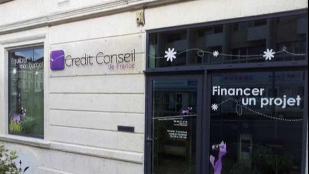 Crédit Conseil de France Angoulême ANGOULÊME