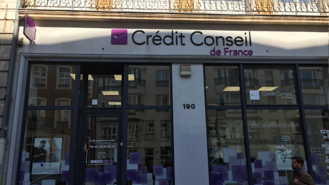 Crédit Conseil de France Lille LILLE