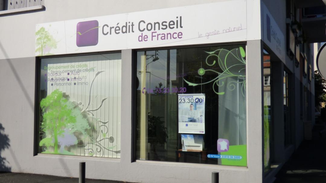 Crédit Conseil de France Clermont-Ferrand CLERMONT-FERRAND