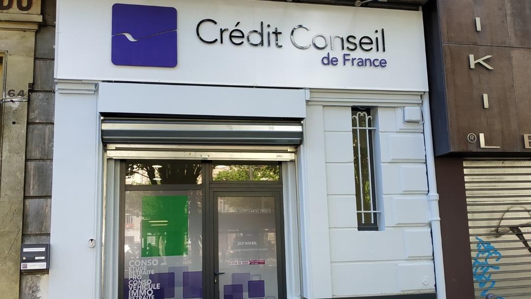 Crédit Conseil de France Marseille MARSEILLE