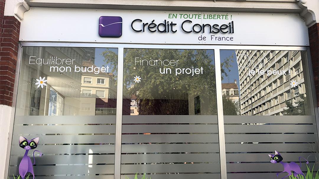 Crédit Conseil de France Mulhouse MULHOUSE