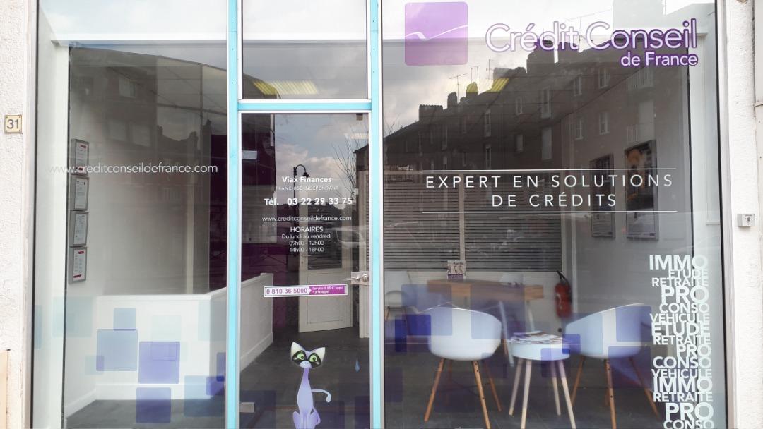 Crédit Conseil de France Abbeville ABBEVILLE