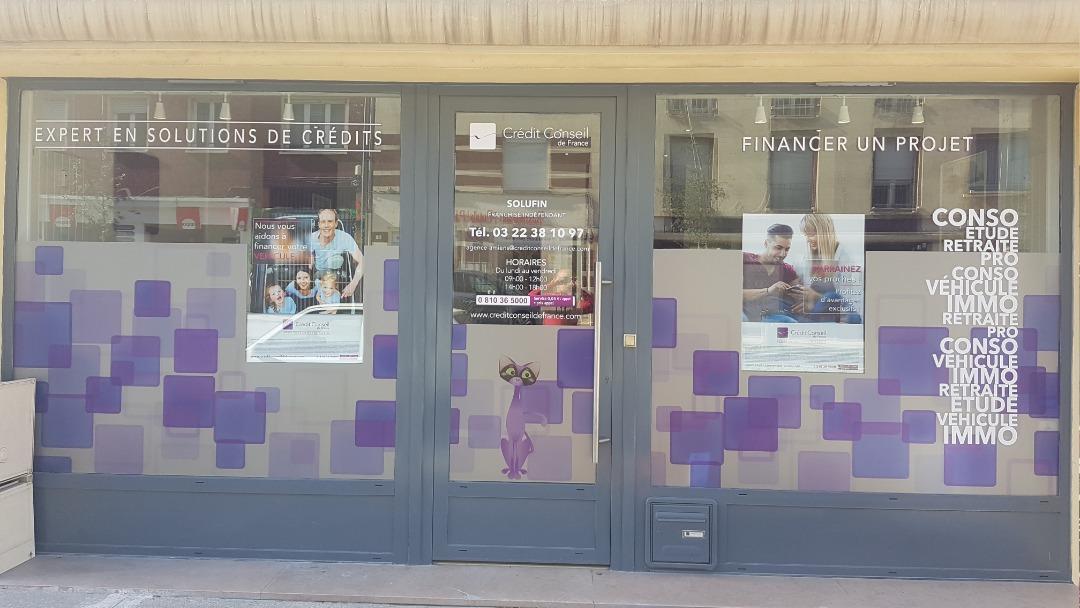Crédit Conseil de France Amiens Amiens