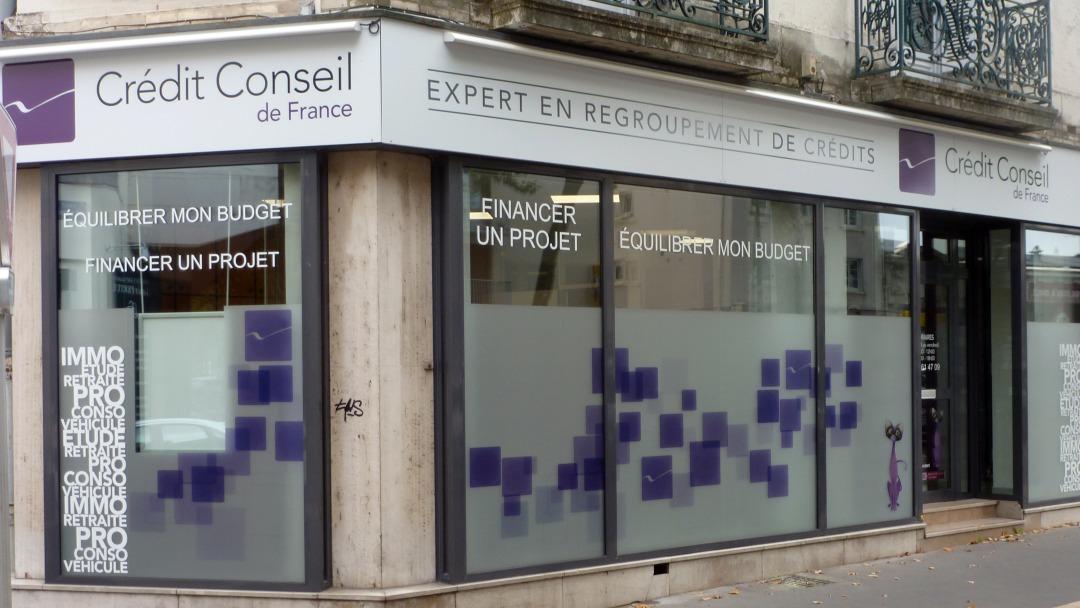 Crédit Conseil de France Tours TOURS